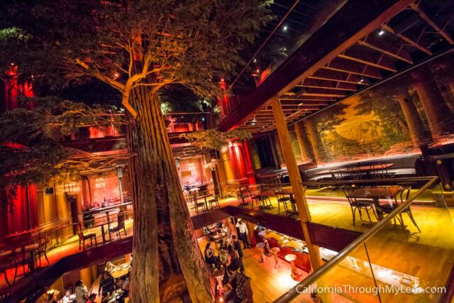 Clifton's Cafeteria & Cabinet of Curiosities in Los Angeles ...