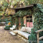 Cold Spring Tavern in the Mountains Above Santa Barbara