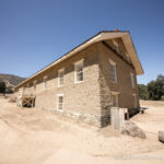 Fort Tejon State Park in Southern California's Grapevine