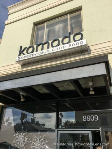 Komodo Cafe 7