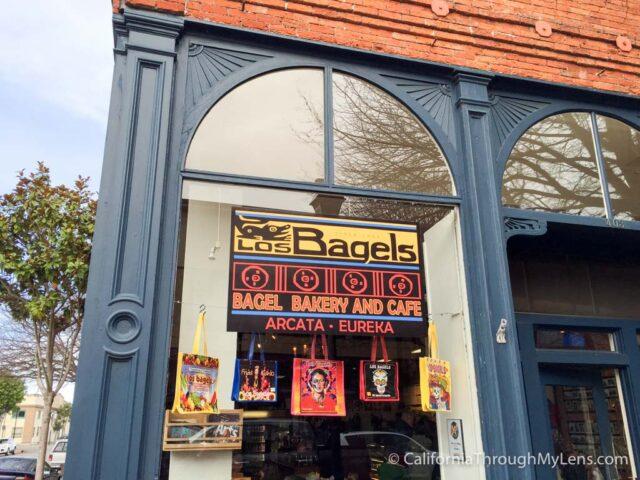 Los Bagels Eureka-1