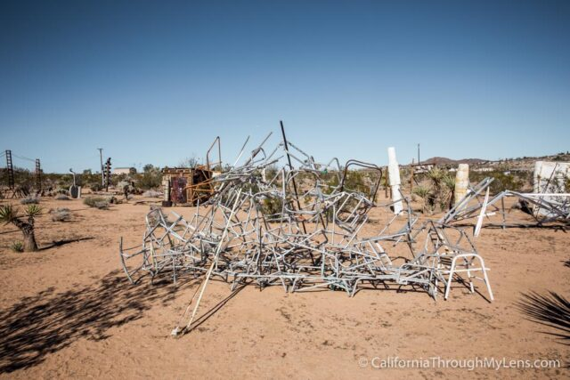 Noah Purifoy Outdoor Museum-6