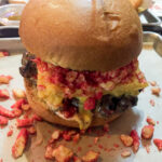 Pie Dog in Fullerton: Home of the Hot Cheetos Burger