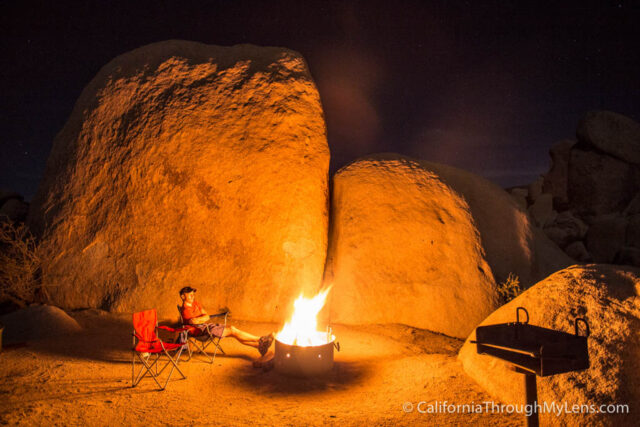 Joshua Tree Camping-1