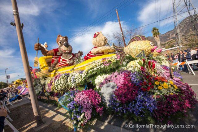 Rose Parade Floats-19