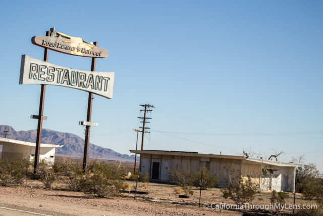 Route 66 Needles to Barstow-18