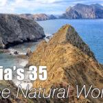 California's 35 Must See Natural Wonders