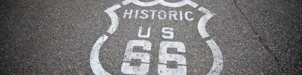 Historic Route 66 California Map.Best Route 66 Stops In California A Guide For Each Section Of The