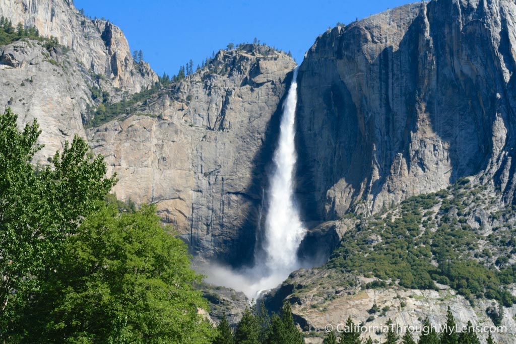 what best travel from angeles through yosemite francisco without