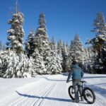 Bear Valley Cross Country Skiing, Tubing & Snow Biking