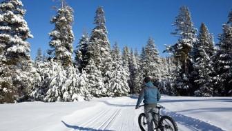 Bear Valley Cross Country Skiing, Tubing & Snow Biking