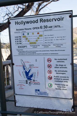 Hollywood Reservior Biking-10