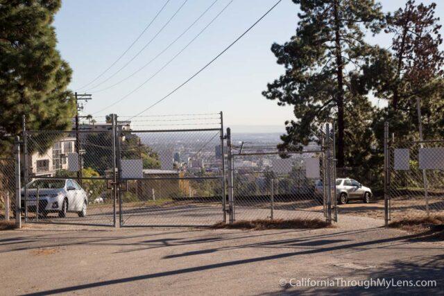 Hollywood Reservior Biking-11