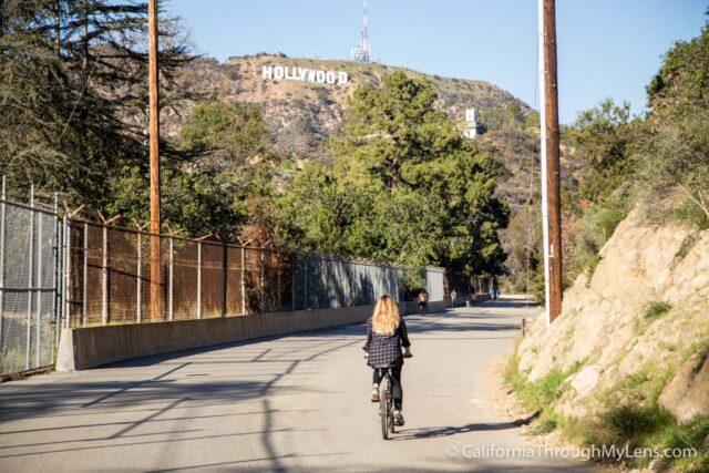 Hollywood Reservior Biking-13