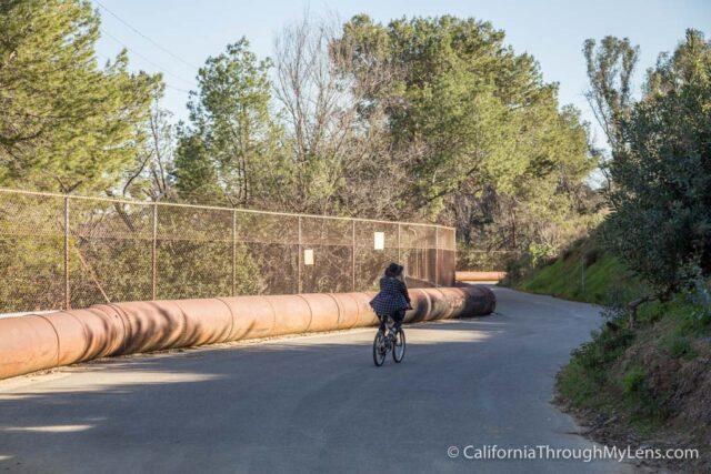 Hollywood Reservior Biking-3