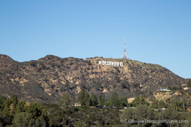 Hollywood Reservior Biking-6