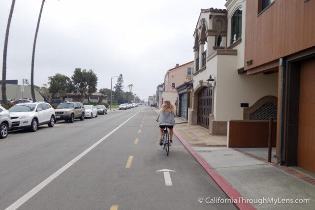 Biking Huntington Beach-2
