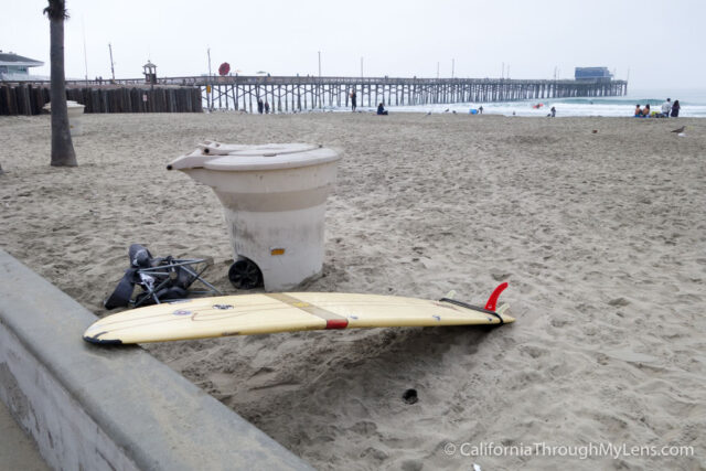 Biking Huntington Beach-5