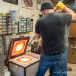 Glass Blowing Classes at Half Moon Bay Art Glass