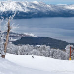 Skiing / Snowboarding at Heavenly Resort in South Lake Tahoe