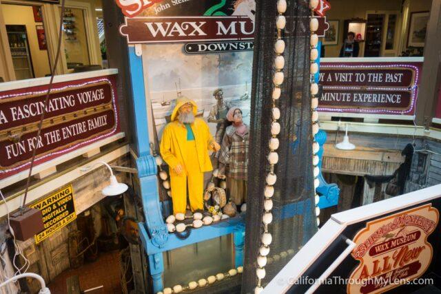 Monterey Wax Museum-1