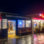 Sam's Chowder House: Lobster Rolls in Half Moon Bay