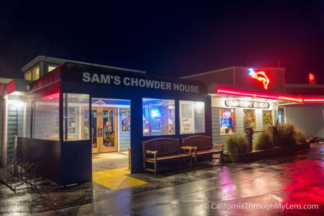 Sams chowder house-1