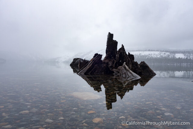 Snowshoe Fallen Leaf Lake-11