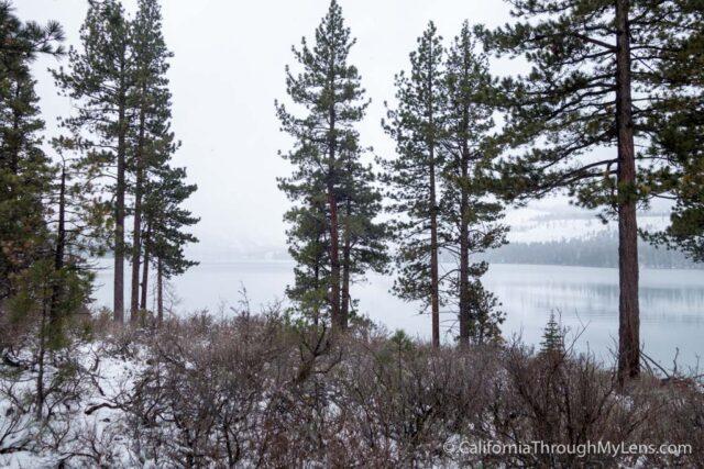 Snowshoe Fallen Leaf Lake-5