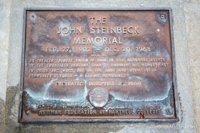 Steinbeck House and Museum-19