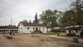 Sutter's Fort State Historic Park in Downtown Sacramento