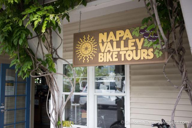 Biking Napa Valley-1
