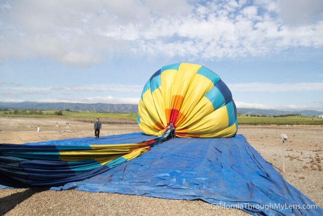 Napa Valley Balloon Rides-17
