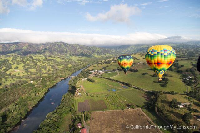 Napa Valley Balloon Rides-7