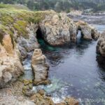 Bird Rock Trail in Point Lobos State Natural Reserve