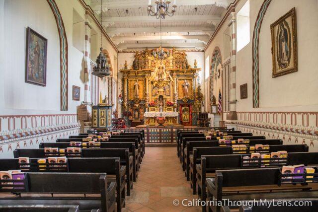 Mission Chapel LA-1