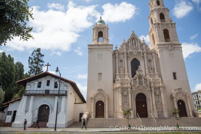 667de070d3d Mission San Francisco de Asís  California s 6th Mission - California ...