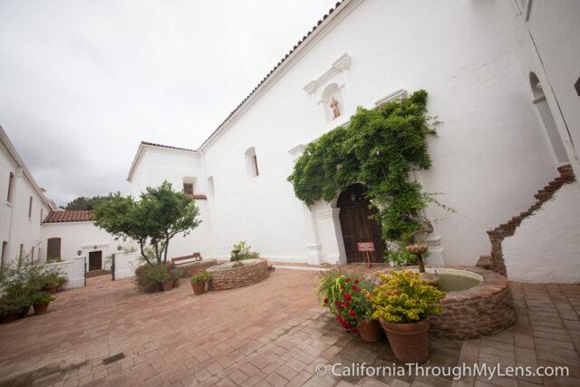 Mission San Luis Rey-16