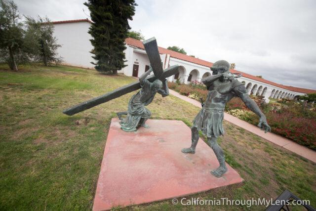 Mission San Luis Rey-9