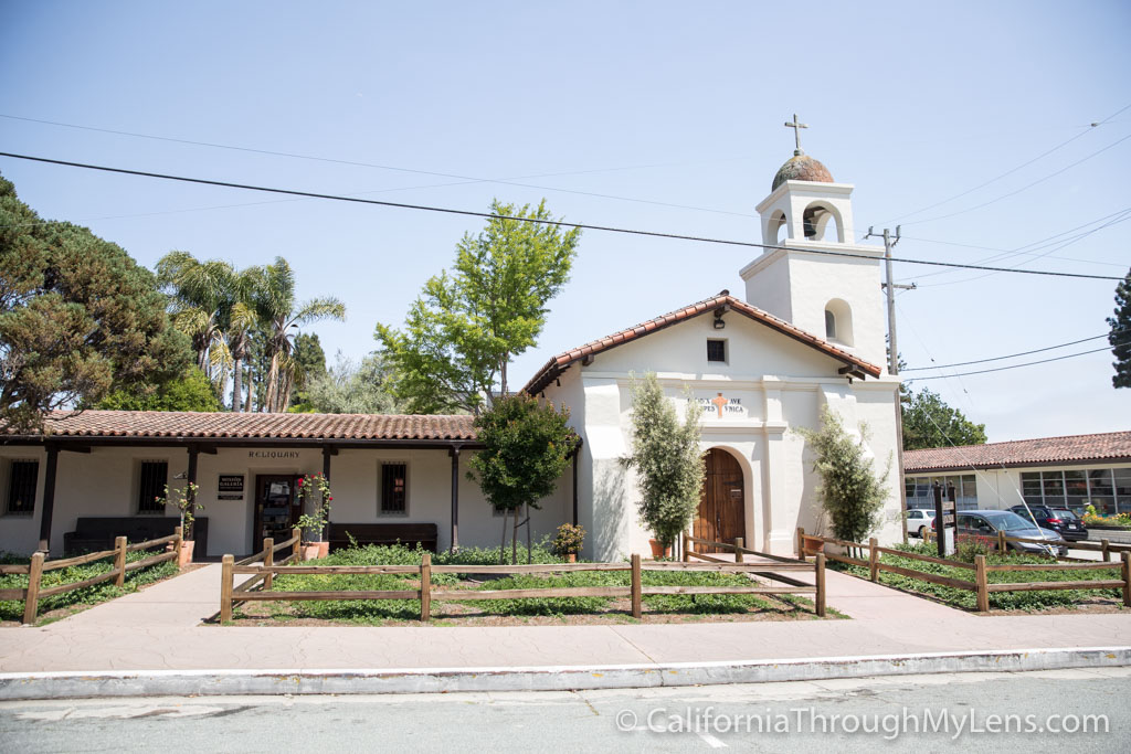 Mission Santa Cruz California S 12th Mission California