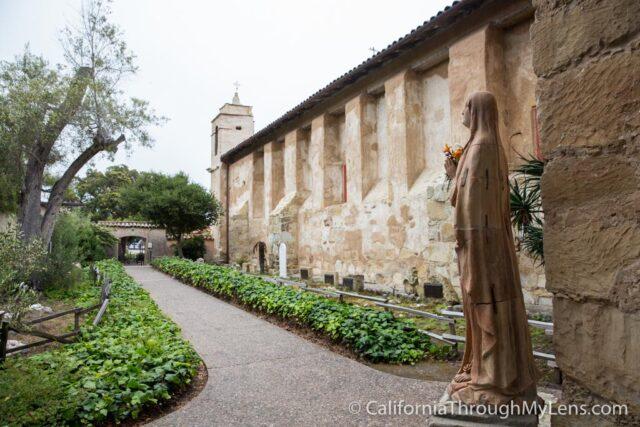 San Carlos Borromeo de Carmelo-17
