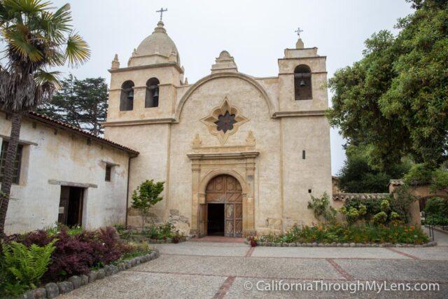 San Carlos Borromeo de Carmelo-3