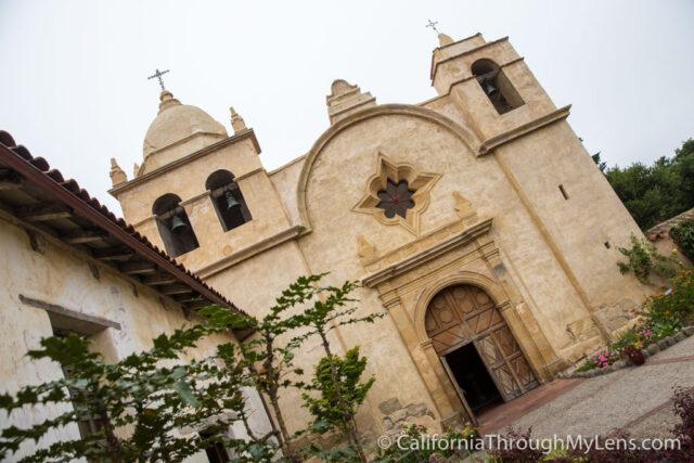 San Carlos Borromeo de Carmelo-7
