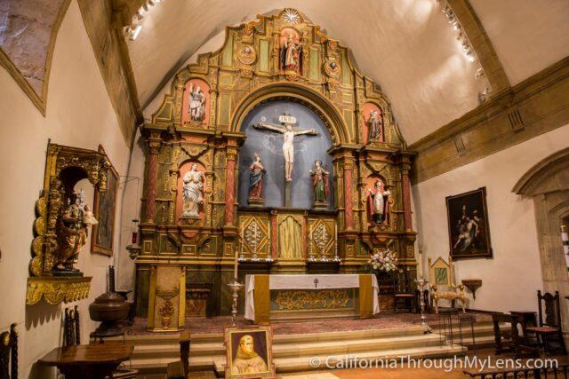 San Carlos Borromeo de Carmelo-8