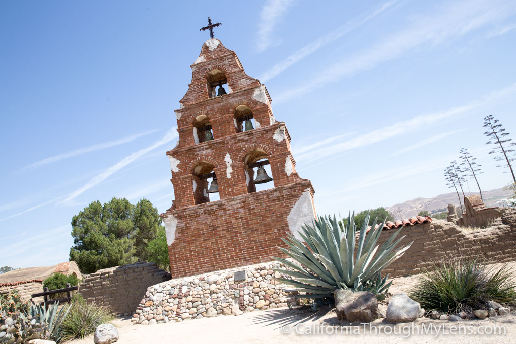 Mission San Miguel Arcangel One Of The Best California