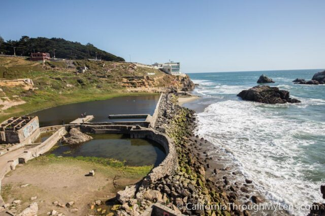Before Heading Out On The Land S End Trail Hike Down To Sutro Baths This Area Is A Lot Of Fun Explore And Climb Around