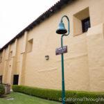 Mission San Fernando Rey de España in Los Angeles County
