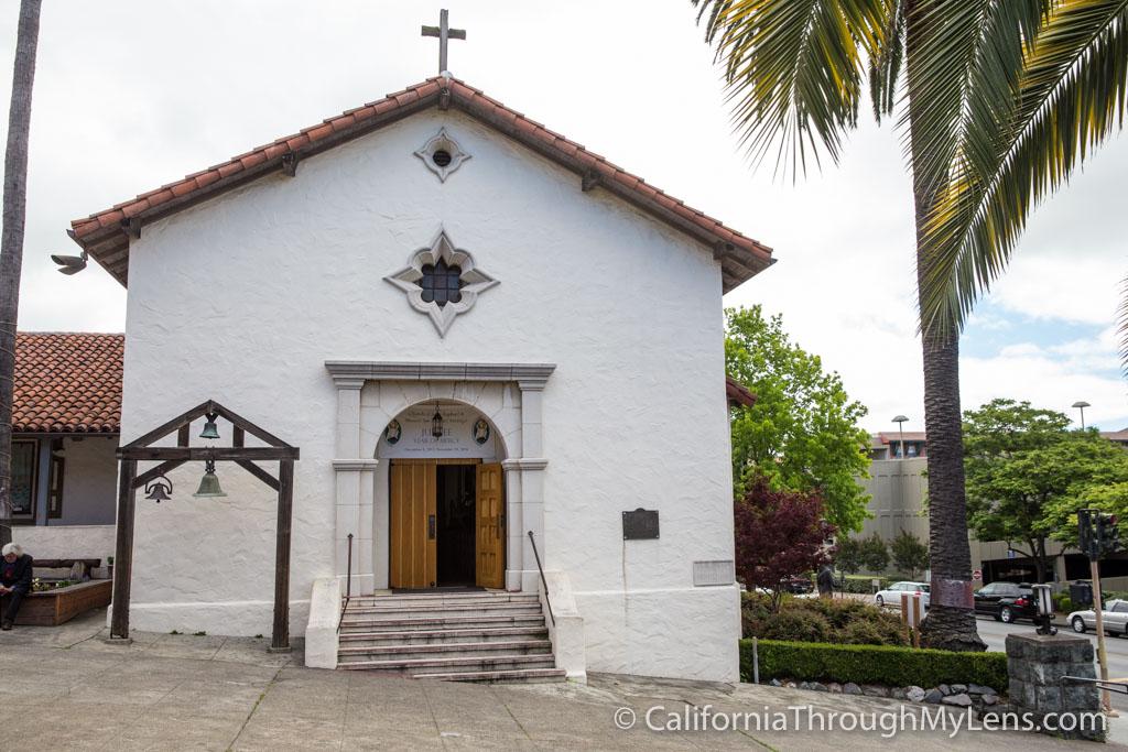 San Francisco De Asis Mission Natural Resources