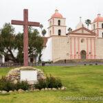 California Missions Road Trip Day 3: Ventura to San Luis Obispo