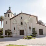 Mission Santa Clara de Asís: Located in California's Oldest University
